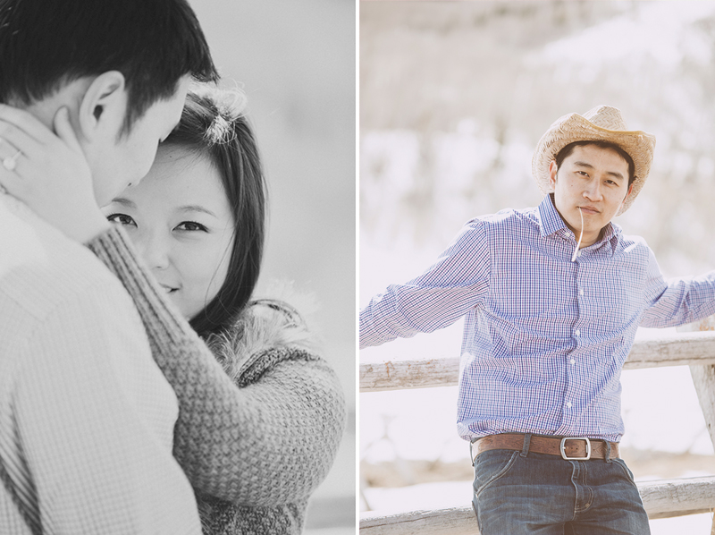 Park City wedding photography engagements