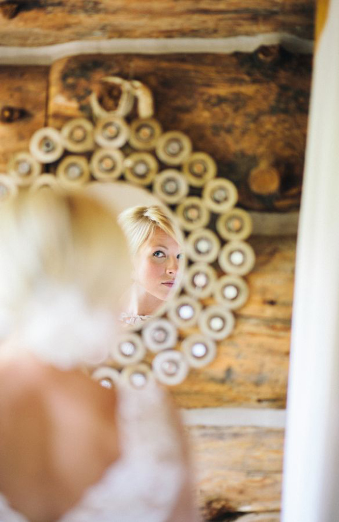 little cottonwood canyon wedding bridals