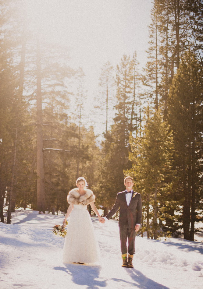 squaw valley wedding lake tahoe