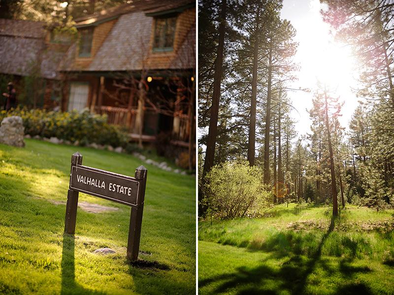 lake tahoe wedding vallhalla richardson
