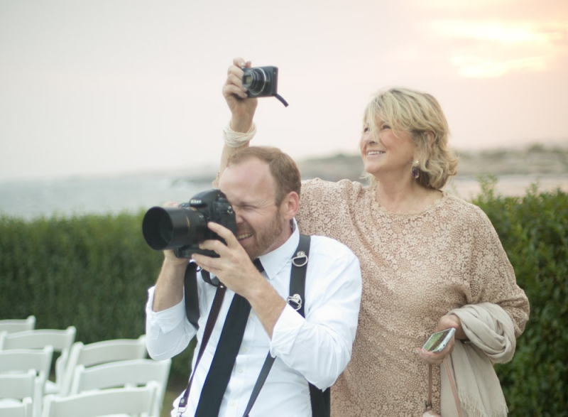 martha stewart weddings newport