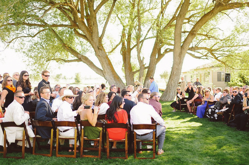 high star ranch kamas  wedding