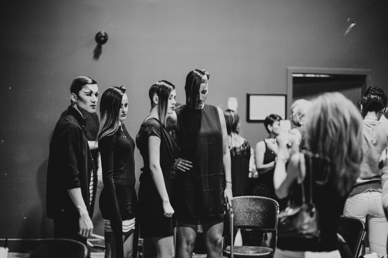 landis aveda fashion fundraiser
