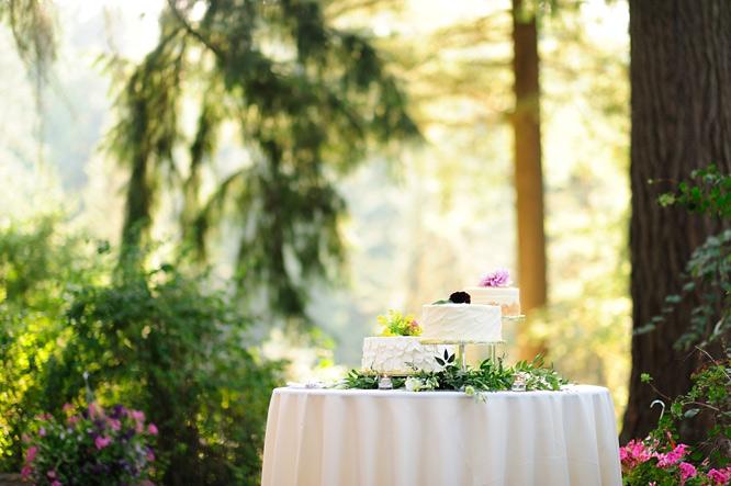 oregon wedding hoyt arboretum portland