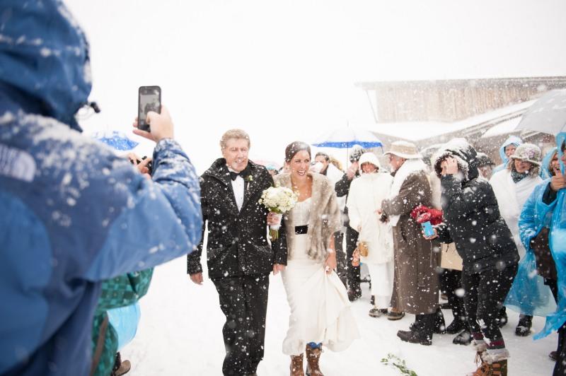 lake tahoe wedding northstar ski