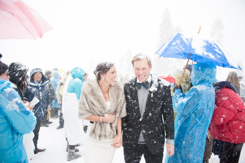 lake tahoe wedding northstar ski